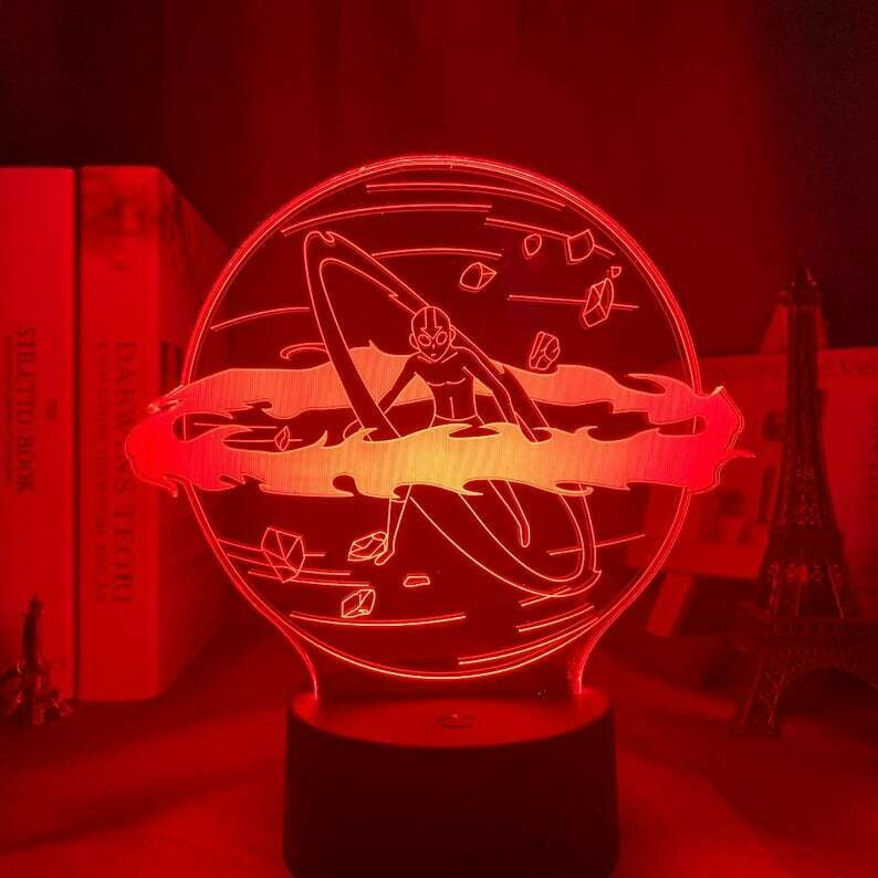 Avatar State 3D Night Light Table Lamp