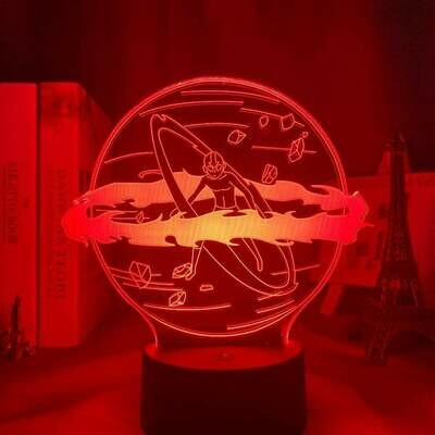 Avatar State 3D Night Light Table Lamp