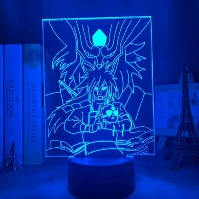 Madara Susano 3D Night Light Table Lamp