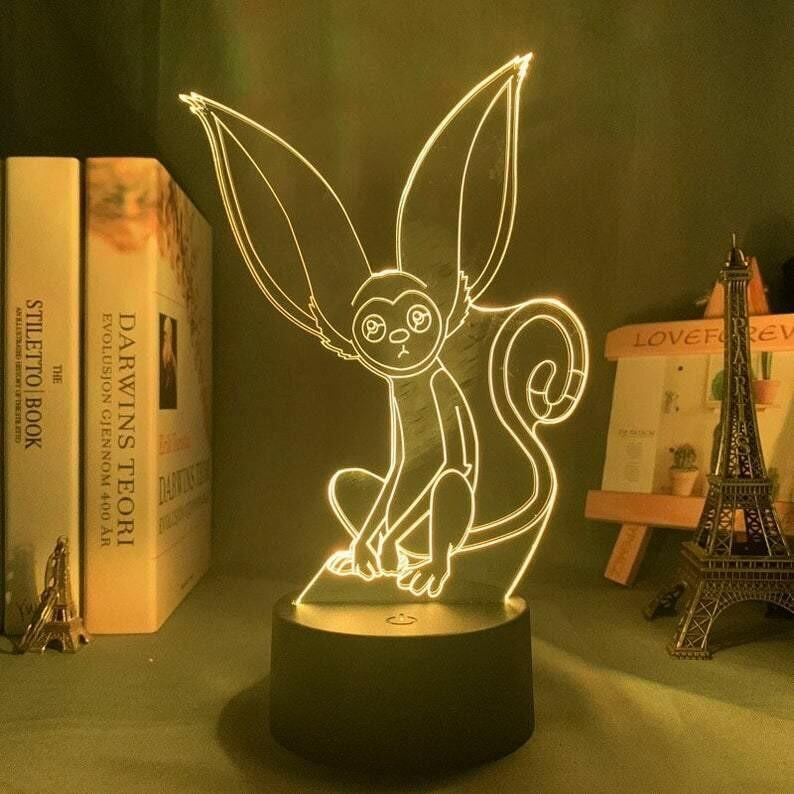 Momo 3D Night Light Table Lamp