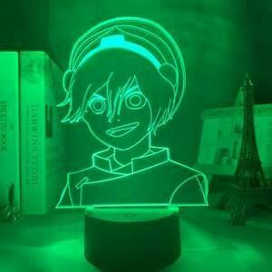 Toph 3D Night Light Table Lamp
