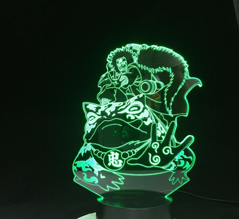 Fullmetal Alchemist - 3D Night Light Table Lamp