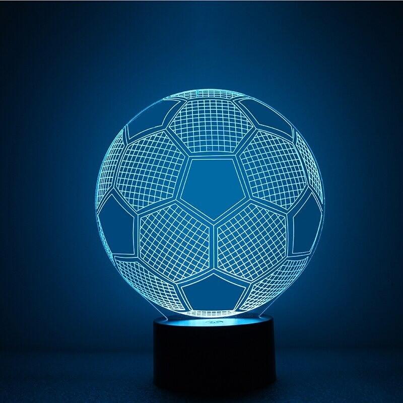 Fashion Children - 3D Night Light Table Lamp