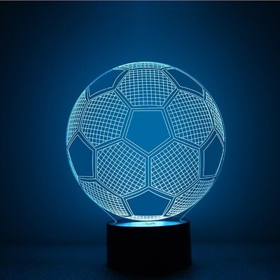 Fashion Children - 3D Night Light Table Lamp