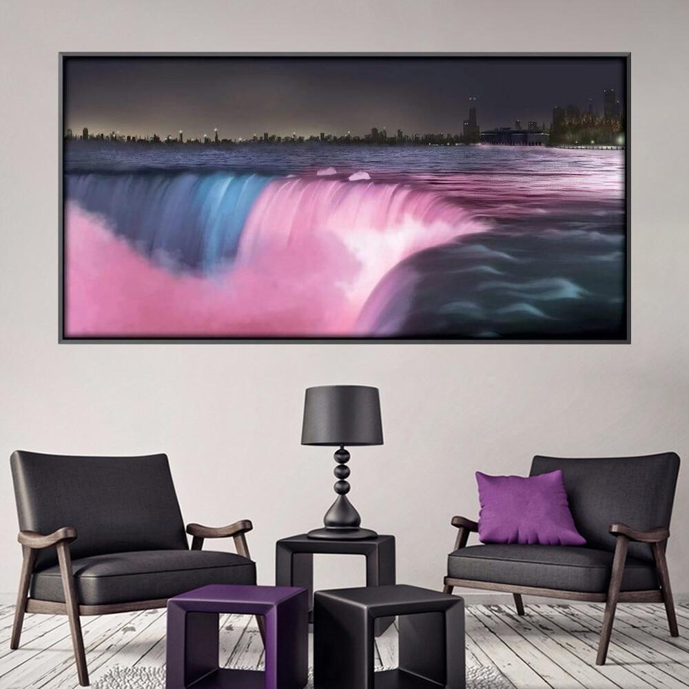 Niagara Falls Canvas Wall Art