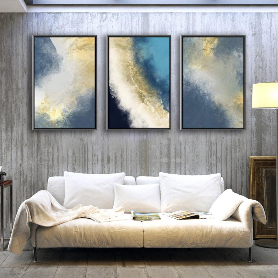 Divine Sky Canvas Wall Art