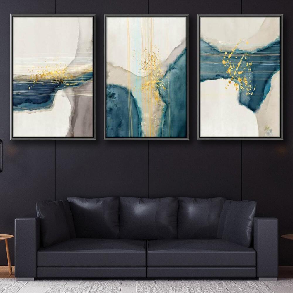 Spiritual Abstract Canvas Wall Art