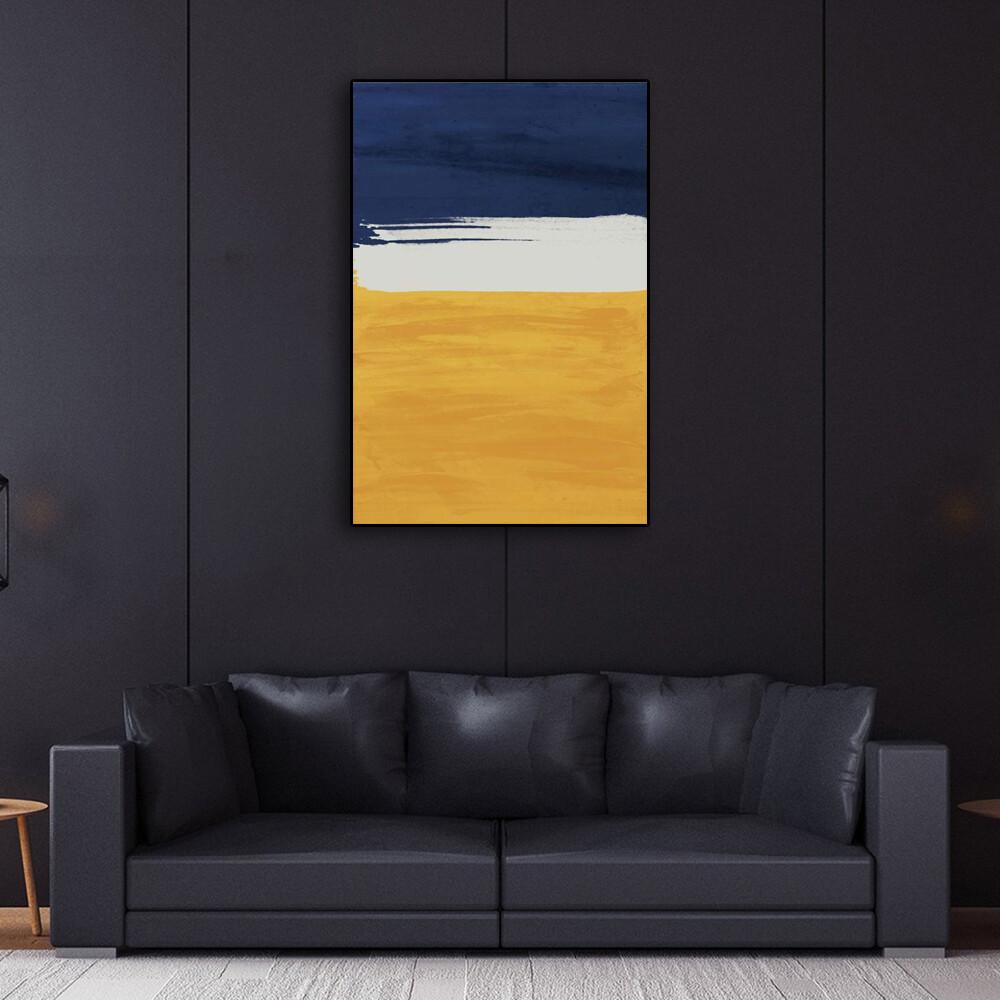 Rising Tide Canvas Wall Art