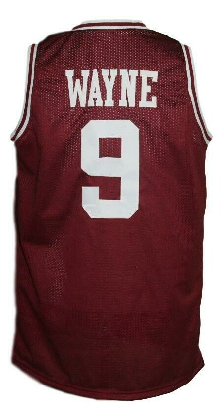 A Different World Dwayne Wayne Hillman College Basketball Jersey Maroon