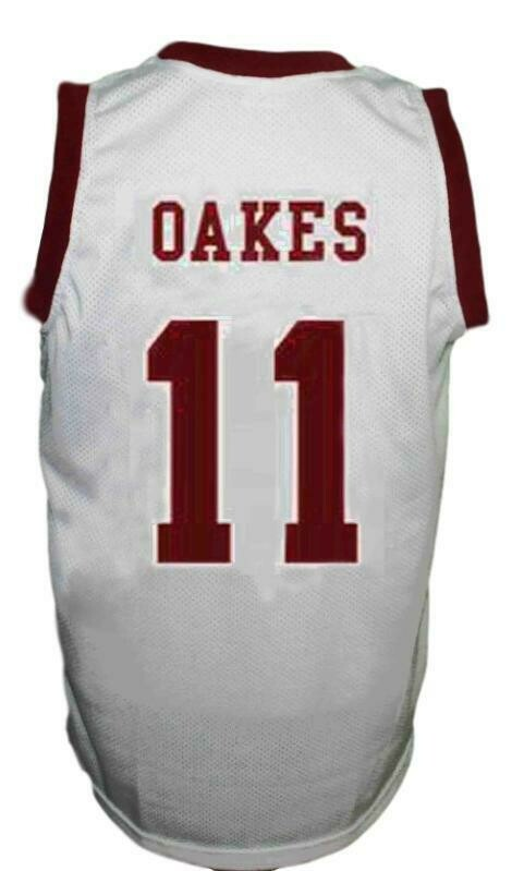 A Different World Coach Walter Oakes Hillman College Basketball Jersey