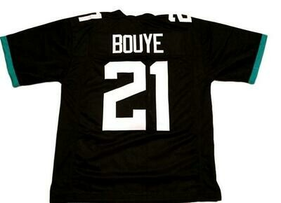 A.J.Bouye CUSTOM STITCHED Unsigned Football Jersey Black
