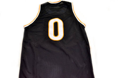Any Name & Number Monstars Tune Squad Space Jam Basketball Jersey Black