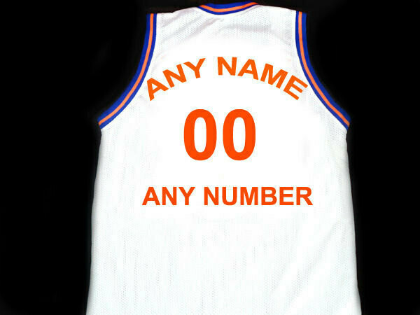 Any Name & Number Tune Squad Space Jam Basketball Jersey White