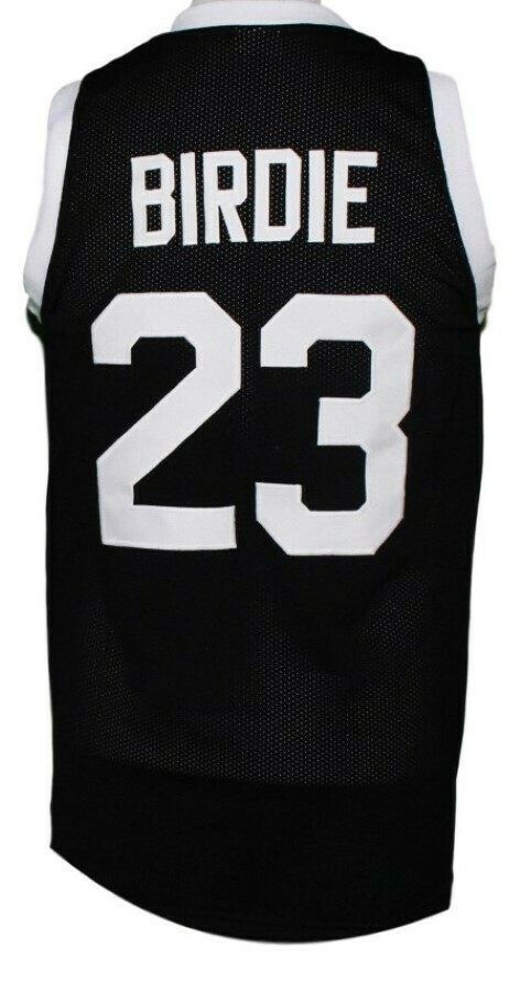 Birdie #23 Above The Rim Tournament Shoot Out Basketball Jersey Black