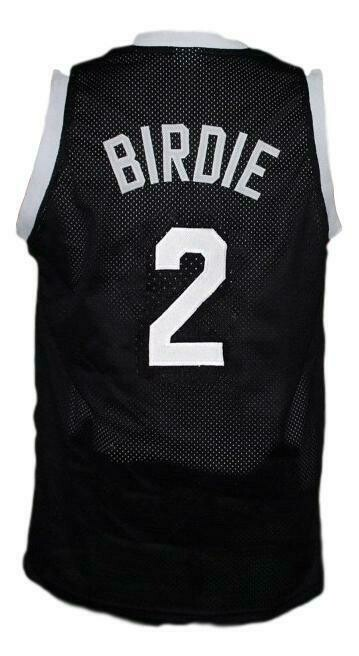 Birdie #2 Above The Rim Tournament Shoot Out Basketball Jersey Black