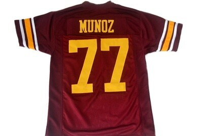Anthony Munoz #77 USC Trojans Football Jersey Maroon