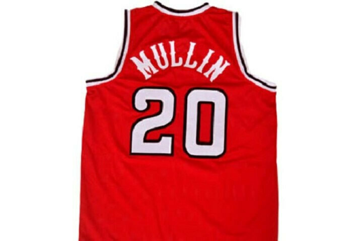 Chris Mullin #20 St John's University New Basketball Jersey Red