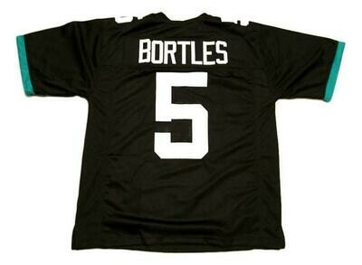 Blake Bortles CUSTOM STITCHED Unsigned Football Jersey Black