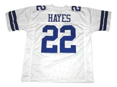 Bob Hayes CUSTOM STITCHED Unsigned Football Jersey White