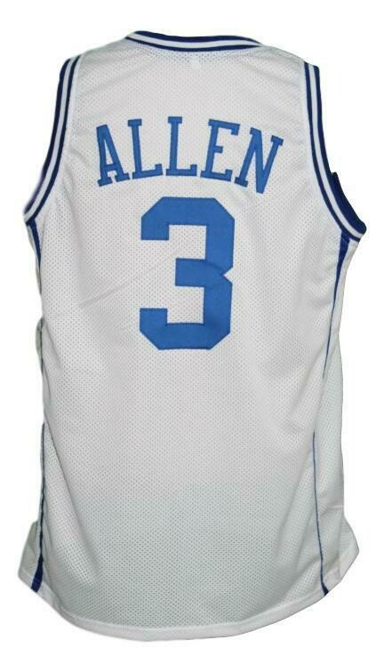 Grayson Allen #3 Custom College Basketball Jersey White