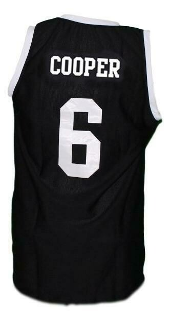 Hangin' With Mr Cooper Basketball Jersey Black
