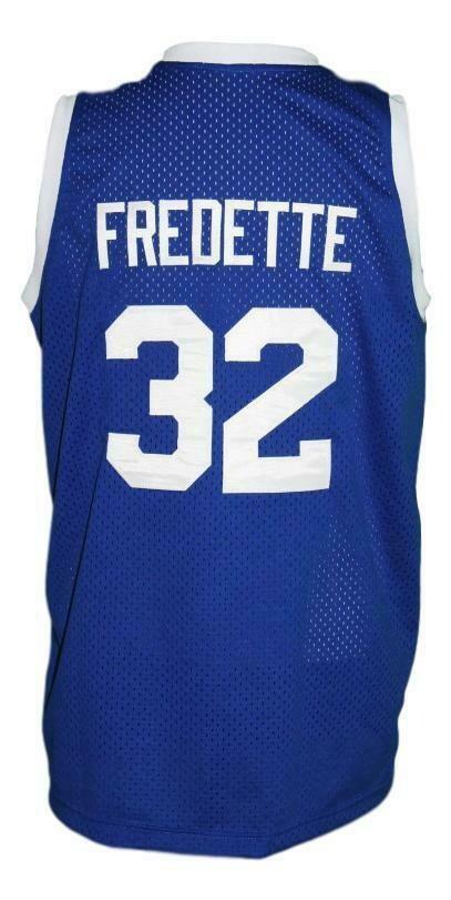 Jimmer Fredette #32 Shanghai Sharks Basketball Jersey Blue