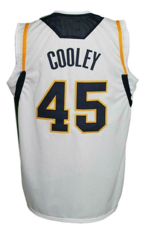 Jack Cooley #45 College Basketball Jersey White