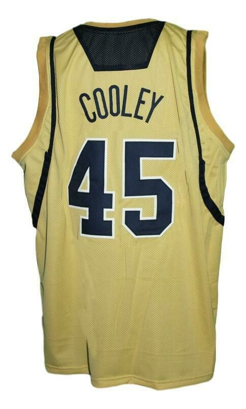 Jack Cooley #45 College Basketball Jersey Gold