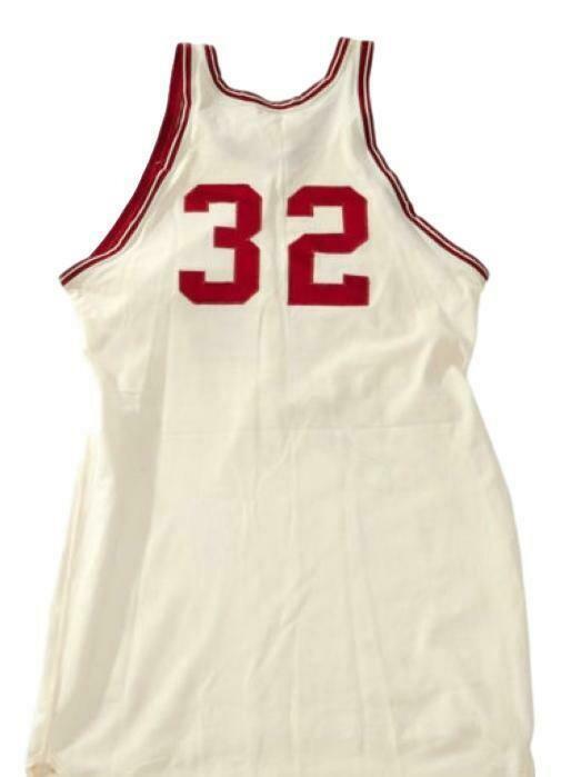 Julius Erving #32 College Basketball Jersey Sewn White