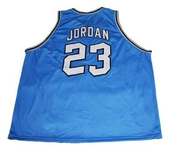 Michael Jordan #23 All Stars Basketball Jersey Blue