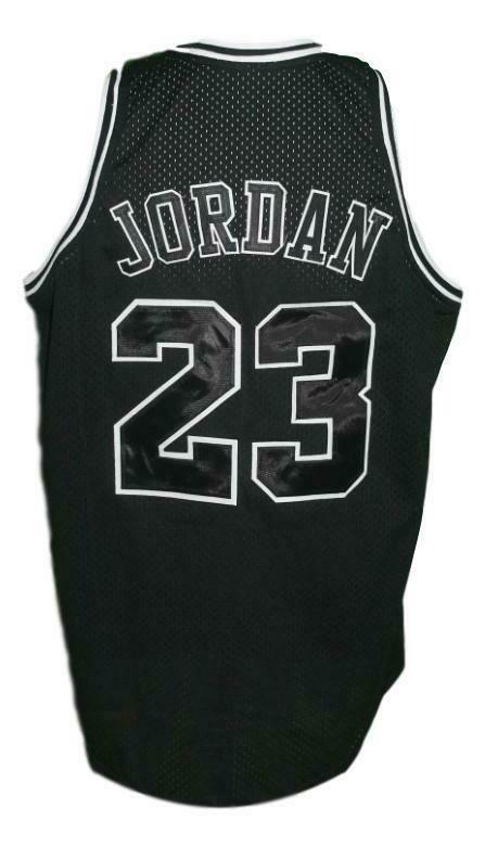Michael Jordan King Of The Court Basketball Jersey Black