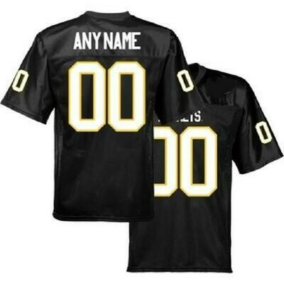 Alabama State Hornets College Style Customizable Football Jersey