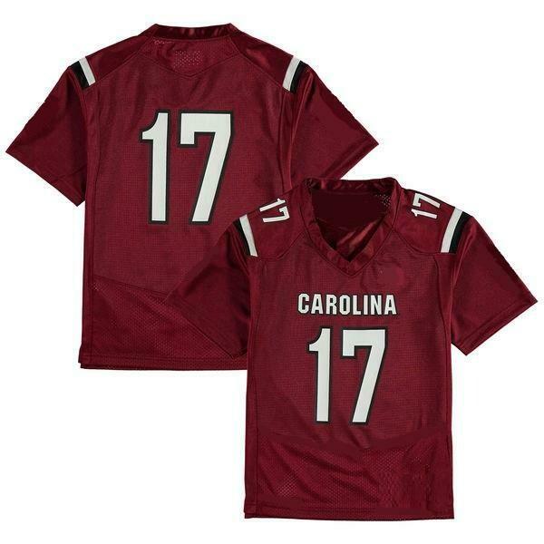 South Carolina Gamecocks Style Customizable Football Jersey Style 2