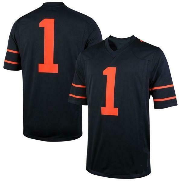 Princeton Tigers Customizable College Football Jersey
