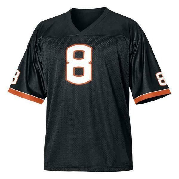 Oregon State Beavers Customizable Football Jersey Style 2