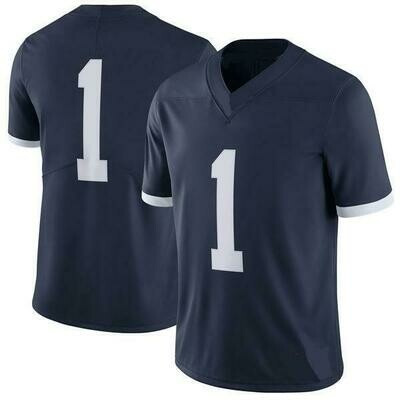Penn State Nittany Lions Style Customizable Football Jersey Style 1