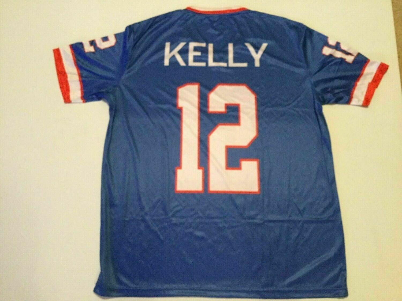 Jim Kelly Interlock Sublimation Shirt