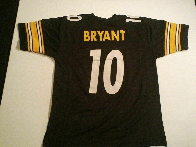 UNSIGNED CUSTOM Sewn Stitched Martavis Bryant Black Jersey