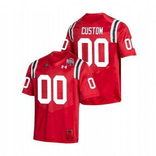 Cincinnati Bearcats Custom Name Number Jersey Red
