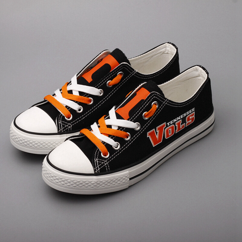 Tennessee Volunteers NCAA College Canvas Shoes Sport Sneakers 1