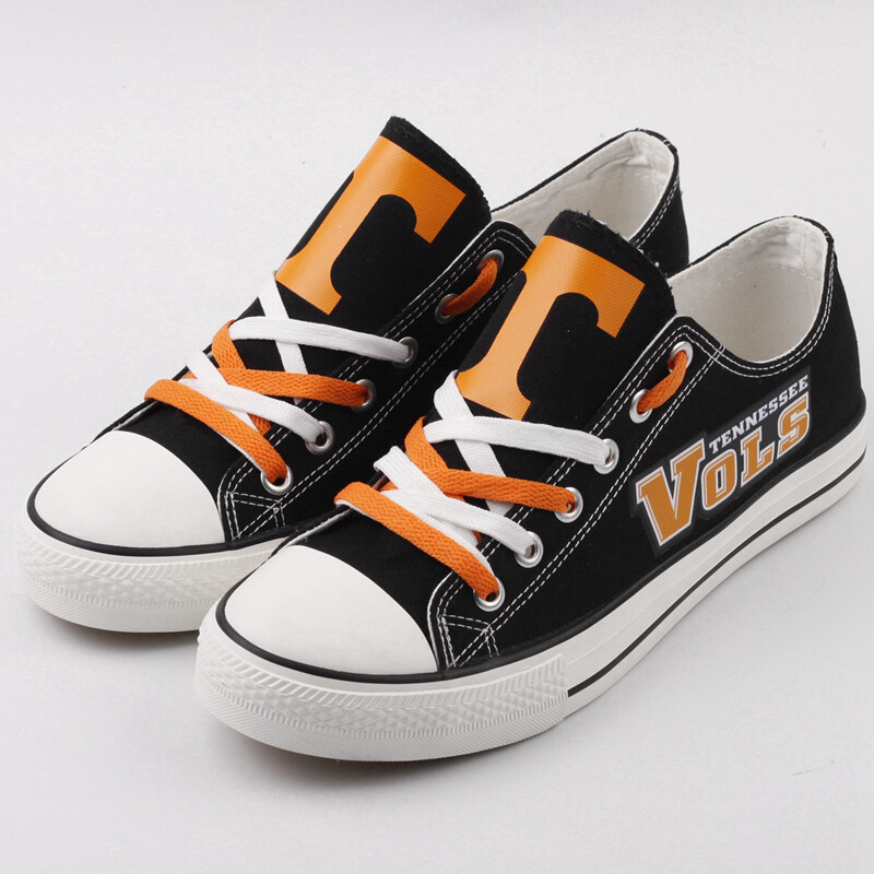 Tennessee Volunteers NCAA College Canvas Shoes Sport Sneakers 3