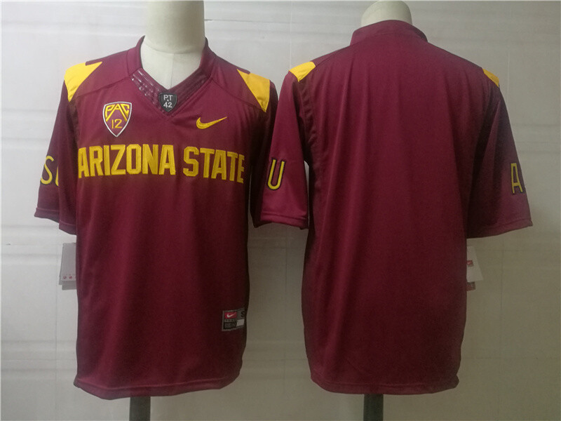 Arizona State Sun Devils ASU College Football Jersey Red