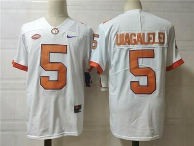 Clemson Tigers #5 Uiagalelei College Football Jersey