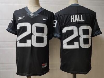 Iowa #28 Hall College Football Jersey