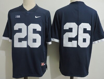 Penn State Nittany Lions #26 No Name College Football Jersey