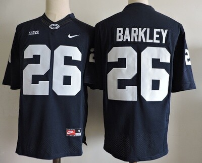 Penn State Nittany Lions #26 Saquon Barkley College Football Jersey