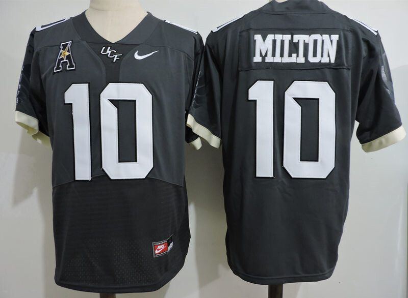 UCF Knights #10 Milton College Football Jersey Stitched