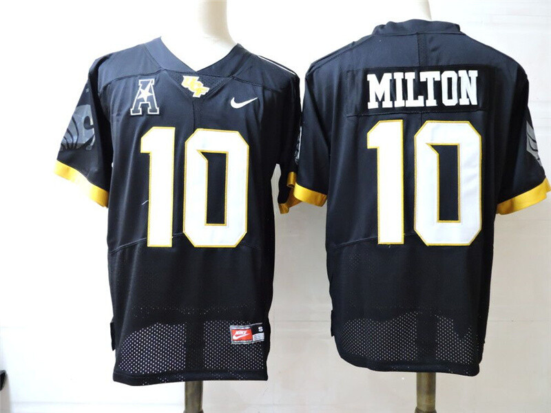 UCF Knights #10 Milton College Football Jersey