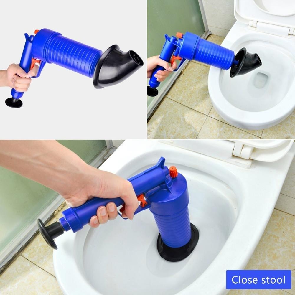 High Pressure Toilet Plunger