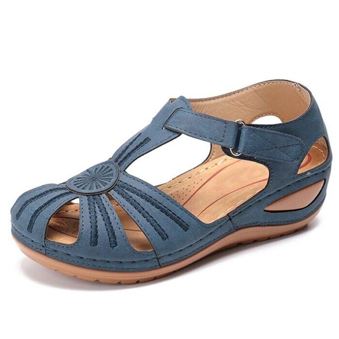 Premium Casual Comfort Wedge Women Sandals